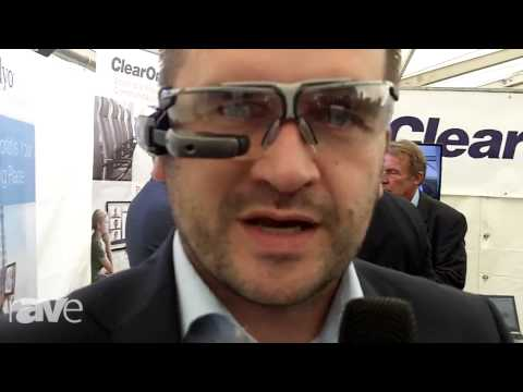 COMM-TEC 15: Vidyo Debuts In-Field Support Video Glasses (EN)