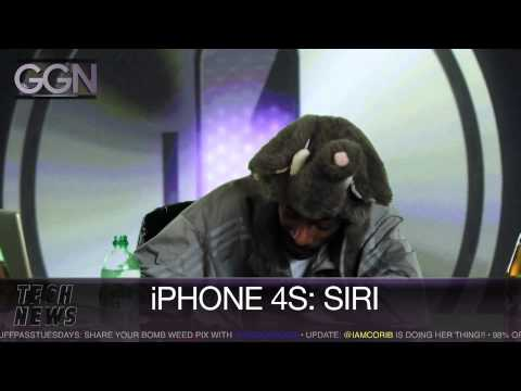 Asking Siri Questions - GGN S. 2 Ep. 15
