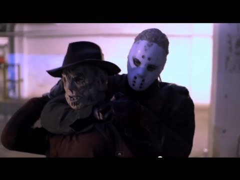 Freddy VS Jason - The Rematch klip izle
