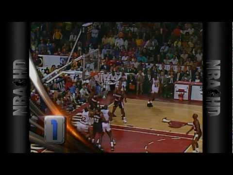 Michael Jordan's Top 10 Plays: 1992 Finals