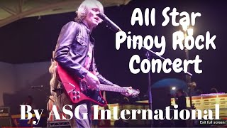 Concert All Star Pinoy Rock