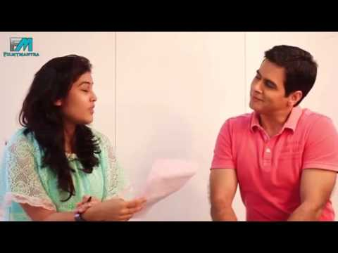 My niece OSHIN JAIN interview of actor AMAN VARMA