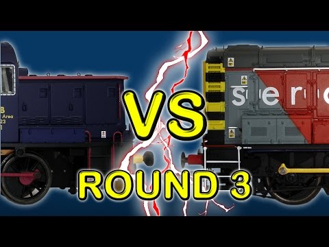 The series finale is here! The 'Heritage Train Test' is all that remains in the discovery of the ultimate shunter. But which will it be? - - - Battle of the ...