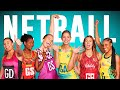 My First Fast5 Netball Dance Off