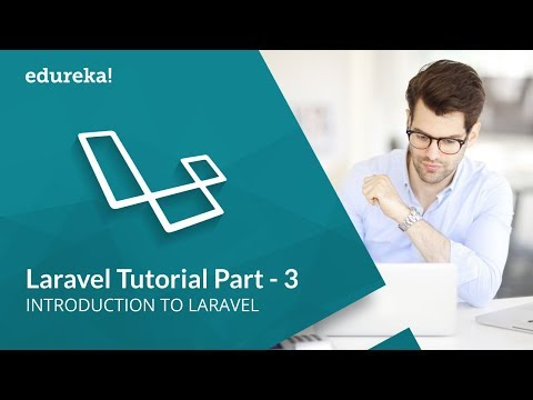 Laravel Tutorial For Beginners Part - 3 | Laravel Notification System | Laravel Training | Edureka