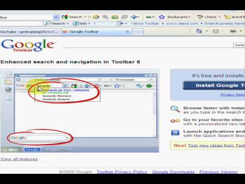 Google Toolbar - Page Rank Basics