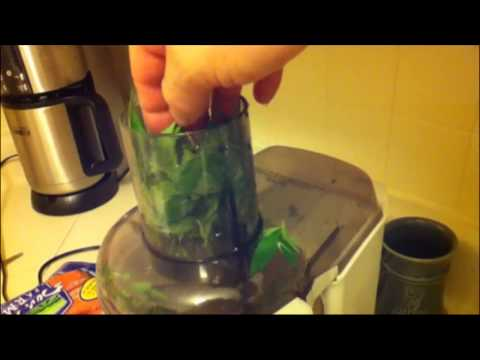 Juicing Cannabis For Pain Control - Easy Marijuana Cuttings, Part  2 of 3