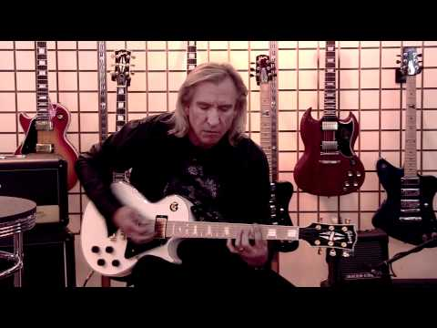 Gibson Guitar Tutorial: Joe Walsh - Guitar Setup (Part 5 of 6)