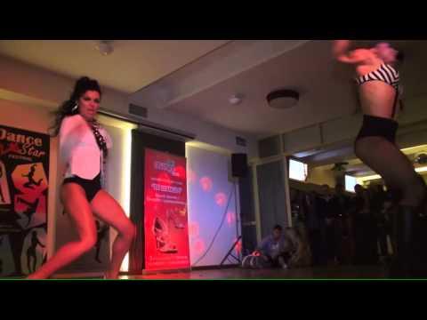Dance Star Festival, GO-GO, батлы за 1-2 место, профи, Юлиана и Индира.