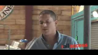 Wentworth Miller: Prison Break:  What It
