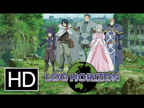 Log Horizon is listed (or ranked) 16 on the list The Best Adventure Anime of All Time
