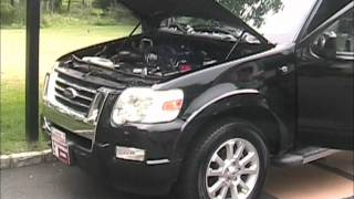 2008 Ford Explorer Sport Trac - No Exhaust