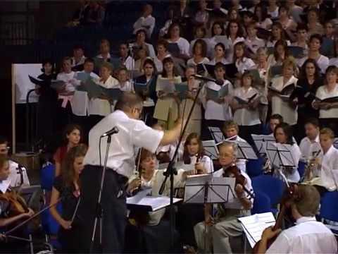 Testvérek jertek - Mabavit 2006 összevont ének és zenekar