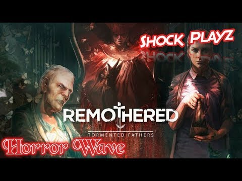Remothered Tormented Fathers:New Horror (Ps4)Full Walkthrough - [Live] Stream | 30 Days Of Halloween
