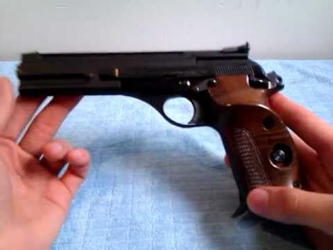 Beretta 76S Review and Field Strip