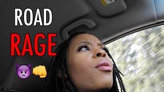 ROAD RAGE + BABY ESCAPES BOUNCER   Vlog #2