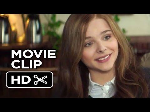 If I Stay Movie CLIP - What If It Doesn't Work Out? (2014) - Chloë Grace Moretz Movie HD