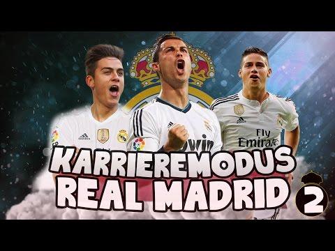 FIFA 16 Real Madrid Karrieremodus - Rekordtransfers?! & Der neue Ronaldo? #2 - Sumas