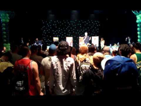 Rick Steves Award at High Times Cannabis Cup Seattle 2013