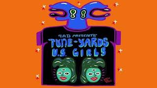 U.S. Girls - Velvet 4 Sale (Tune-Yards Fiction Dub Mix) (Official Audio)