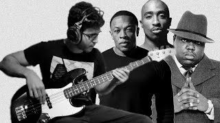 Download Lagu 10 Amazing Rap/Hiphop Basslines Gratis STAFABAND