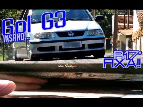 Gol G3 Rebaixado Insanamente na FIXA R17