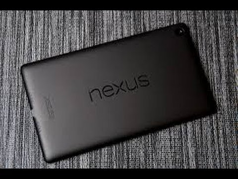 NEW 2013 Nexus 7 Tablet Teardown. Charging port fix and screen repair.