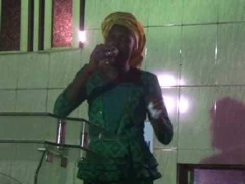 Bisi Alawiye Aluko live@Ori Oke Anu