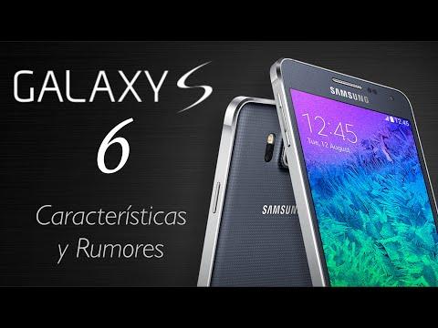 Samsung GALAXY S6: Características y Rumores (en Español)