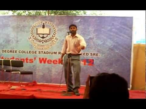 Umar Sharif  moin Akhter video