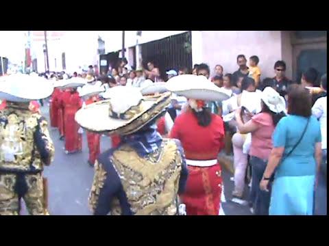 Charros del Carnaval en Iztapalapa 2011