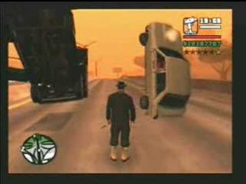 GTA: San Andreas (ps2) - Psychic Psycho