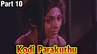 Kodi Parakuthu – 10/12 part - Rajinikanth, Amala - P. Bharathiraja Classic Movie – Full Movie