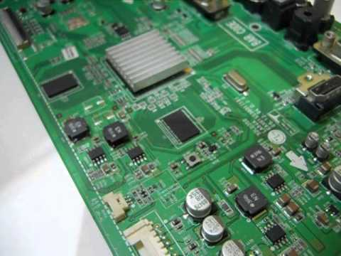 reparar tv lcd bloqueada