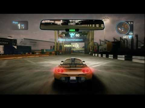 Blur - Racing Game - What if Project Gotham Racing met Mario Kart with Modern Warfare Perks ?