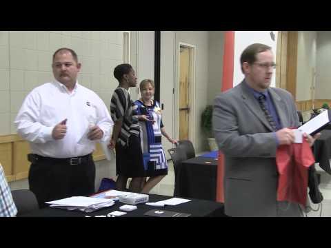 Nash Community College Back to Work Job Fair