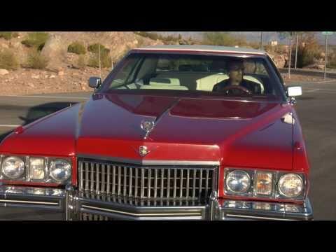 1973 Cadillac Coupe deVille Test Drive Viva Las Vegas Autos