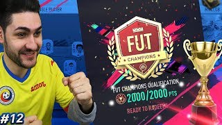 FIFA 19 NEW OVERPOWERED FUTCHAMPIONS SQUAD BUILDER !!! BEST TEAM I USED in ULTIMATE TEAM - RTG #12