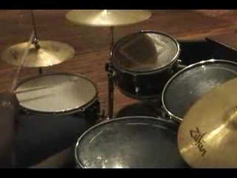 DRUMS - Chris Green (how i play shout music)