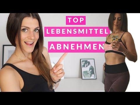 SCHNELL ABNEHMEN - DIE BESTEN LEBENSMITTEL ZUM ABNEHMEN | TIPPS ERNÄHRUNG | BARBARELLASLIFE