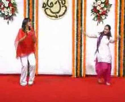 Bhumro dance performance
