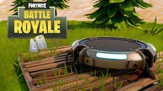 New Item: Launch Pad (Battle Royale)