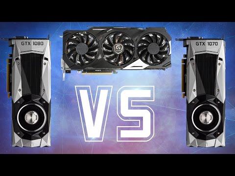 Сравнение GTX 980 Ti vs GTX 1070 vs GTX 1080. Стоит ли апгрейдиться? Аналитика, Выводы.
