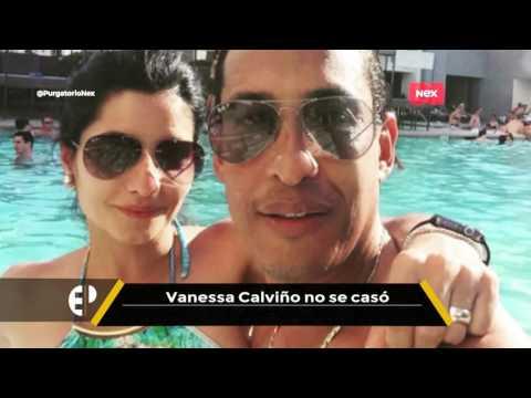 #PurgatorioNex: Vanessa Calviño no se casó