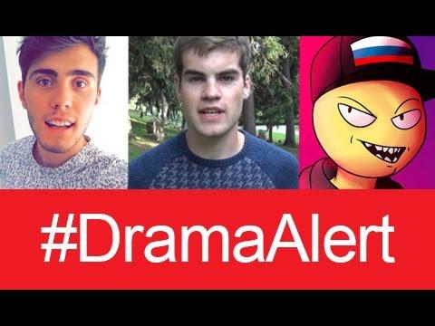 Anxiety War Being SUED! #DramaAlert Alfie Deyes CHEATS On Zoella? - NFKRZ vs. GradeAUnderA!