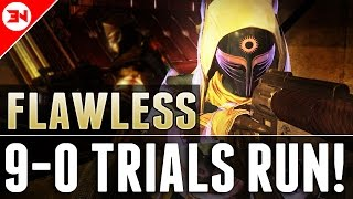 Trials of Osiris Flawless - 9-0 LIGHTHOUSE LIVE! - Halloween Special Rise Of Iron Year 3!