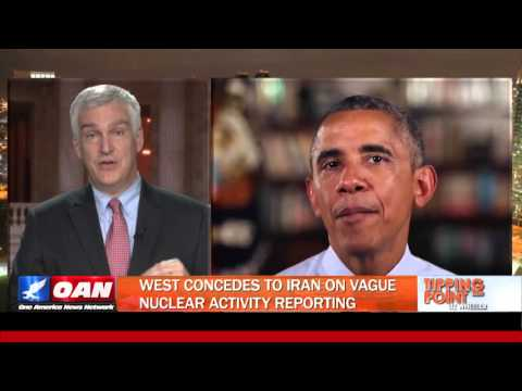 Fred Fleitz discusses the IAEA's reporting requirements on Tipping Point with Liz Wheeler