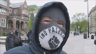 ANTIFA TRASH UNMASKED/EXPOSED - #MAYDAY WALKOUT - MADISON WI