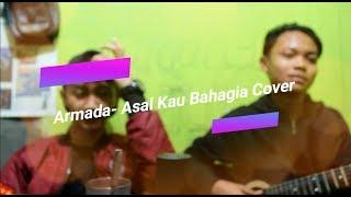 Download Lagu Armada -  Asal Kau Bahagia Cover Kembar Beda Muke Gratis STAFABAND