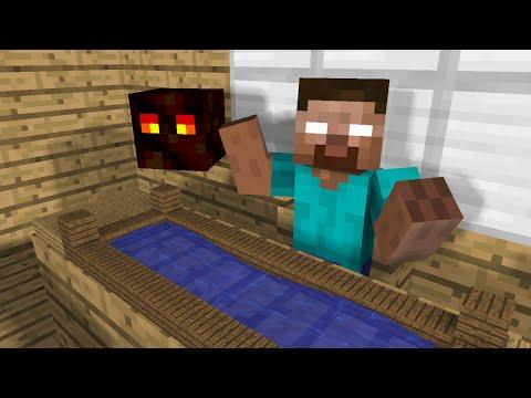 Monster School: Swimming (minecraft Animation) video
